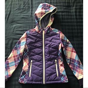 Snowzu girl's warm jacket sz S (7 / 8)